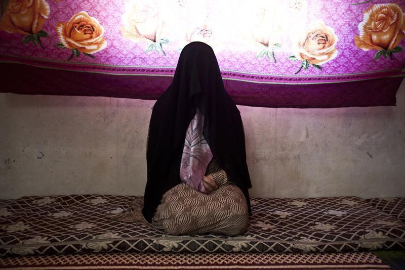 Matilde Gattoni, Muslima.