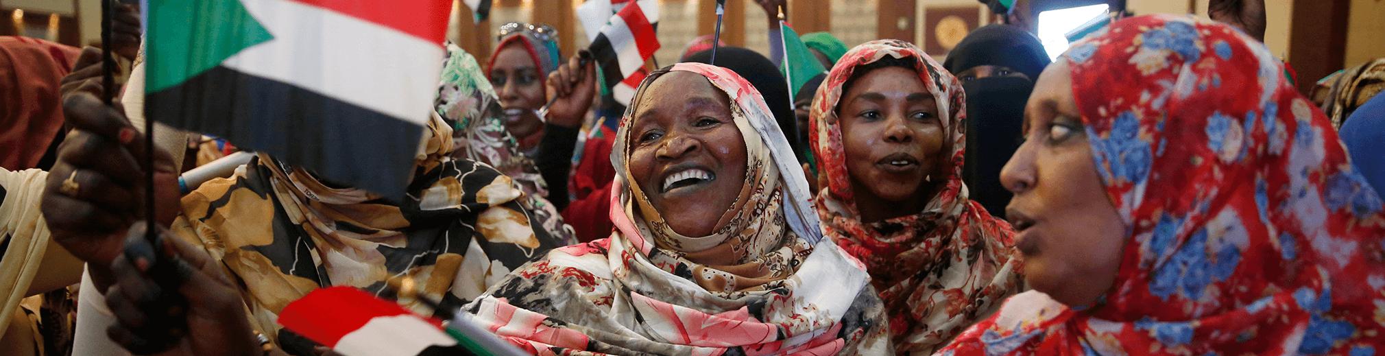 Sudan Womens