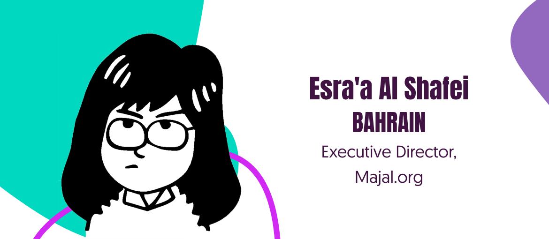 6_Esra'a Al Shafei